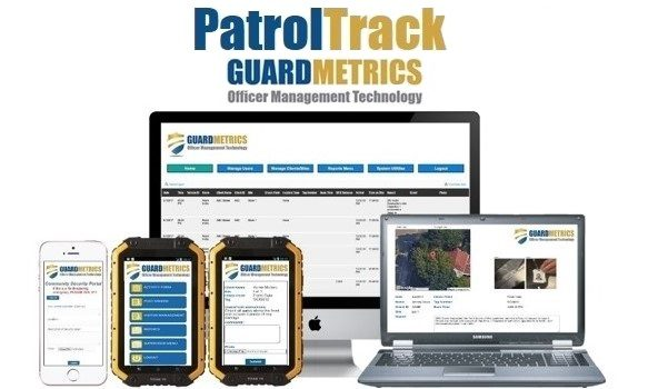 GuardMetrics-PatrolTrack Officer Management System