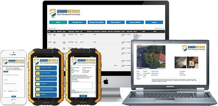 Guard Tour Software