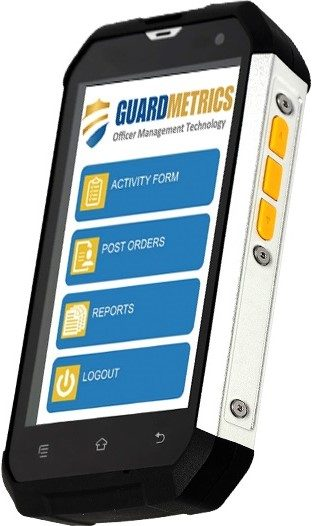 Security Guard App